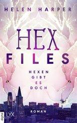 Hex Files - Hexen gibt es doch (eBook, ePUB)