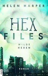 Hex Files - Wilde Hexen (eBook, ePUB)