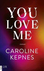 You Love Me (eBook, ePUB)