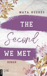 The Second We Met (eBook, ePUB)