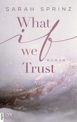 What if we Trust (eBook, ePUB)