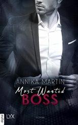 Most Wanted Boss (eBook, ePUB)