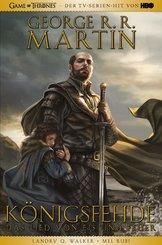 Game of Thrones Graphic Novel - Königsfehde 1 (eBook, PDF)
