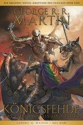 Game of Thrones Graphic Novel - Königsfehde 2 (eBook, PDF)