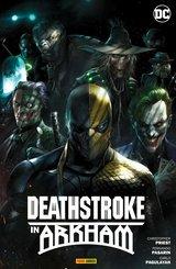 Deathstroke in Arkham (eBook, PDF)