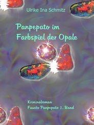Panpepato im Farbspiel der Opale (eBook, ePUB)