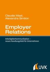 Employer Relations (eBook, ePUB)