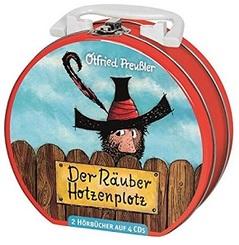 Der Räuber Hotzenplotz - Mein Hörbuch-Koffer (2 Hörbücher auf 4 CDs)