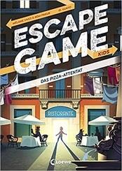 Escape Game Kids - Das Pizza-Attentat