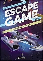Escape Game Kids - Entführung im Weltall