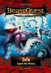 Beast Quest Legend 7 - Zefa, Gigant des Ozeans