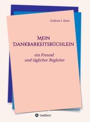 Mein Dankbarkeitsbüchlein (eBook, ePUB)