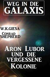 Aron Lubor und die vergessene Kolonie: Weg in die Galaxis (eBook, ePUB)