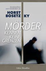 Mörder kennen keine Grenzen (eBook, ePUB)