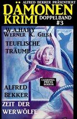 Dämonen-Krimi Doppelband #3 (eBook, ePUB)