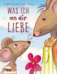 Was ich an dir liebe - Kinderbuch (eBook, ePUB)