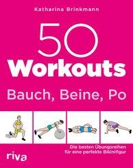50 Workouts - Bauch, Beine, Po (eBook, ePUB)