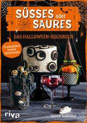 Süßes oder Saures - Das Halloween-Kochbuch (eBook, PDF)