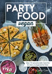 Partyfood vegan (eBook, PDF)