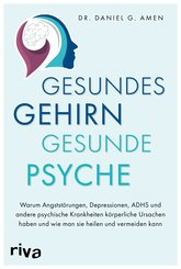 Gesundes Gehirn - gesunde Psyche (eBook, ePUB)
