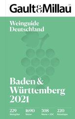Gault&Millau Deutschland Weinguide Baden & Württemberg 2021 (eBook, ePUB)