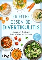 Richtig essen bei Divertikulitis (eBook, ePUB)