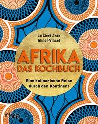 Afrika - Das Kochbuch (eBook, ePUB)