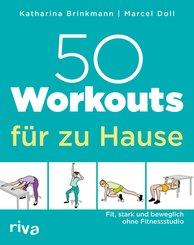 50 Workouts für zu Hause (eBook, ePUB)