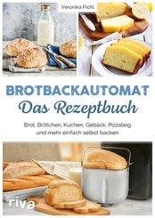 Brotbackautomat - Das Rezeptbuch (eBook, ePUB)