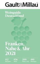 Gault & Millau Deutschland Weinguide Franken, Nahe, Ahr (eBook, PDF)