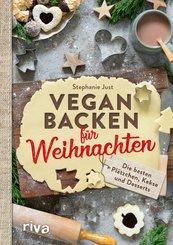 Vegan backen für Weihnachten (eBook, ePUB)