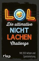 LOL - Die ultimative Nicht-lachen-Challenge (eBook, ePUB)