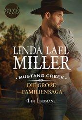 Mustang Creek - die große Familiensaga (4in1) (eBook, ePUB)