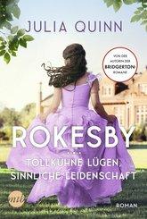 Rokesby - Tollkühne Lügen, sinnliche Leidenschaft (eBook, ePUB)