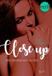 Close up - drei Sünden hast du frei (3in1) (eBook, ePUB)