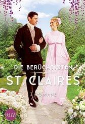 Die berüchtigten St. Claires (eBook, ePUB)