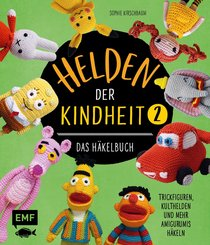 Helden der Kindheit - Das Häkelbuch - Band 2 (eBook, ePUB)