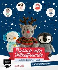 Tierisch süße Häkelfreunde im Winterwunderland (eBook, ePUB)
