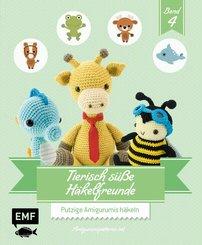 Tierisch süße Häkelfreunde 4 (eBook, ePUB)