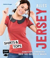 Alles Jersey - Shirts und Tops (eBook, ePUB)