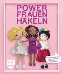 Powerfrauen häkeln (eBook, ePUB)