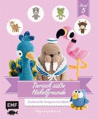 Tierisch süße Häkelfreunde 5 (eBook, ePUB)