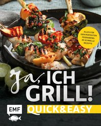 Ja, ich grill! - Quick and easy (eBook, ePUB)