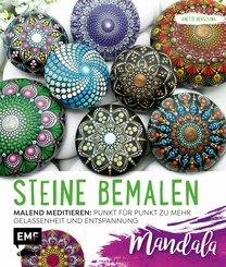 Steine bemalen - Mandala (eBook, ePUB)