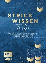 Strickwissen to go - Das umfassende Strick-Lexikon (eBook, ePUB)