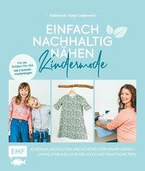 Einfach nachhaltig nähen - Kindermode (eBook, ePUB)