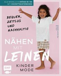 Nähen mit Leinen - Kindermode (eBook, ePUB)