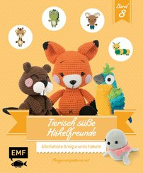 Tierisch süße Häkelfreunde 8 (eBook, ePUB)