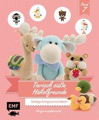 Tierisch süße Häkelfreunde 7 (eBook, ePUB)