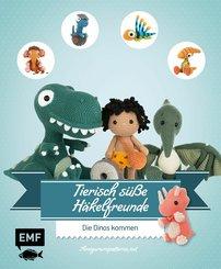 Tierisch süße Häkelfreunde - Die Dinos kommen (eBook, ePUB)